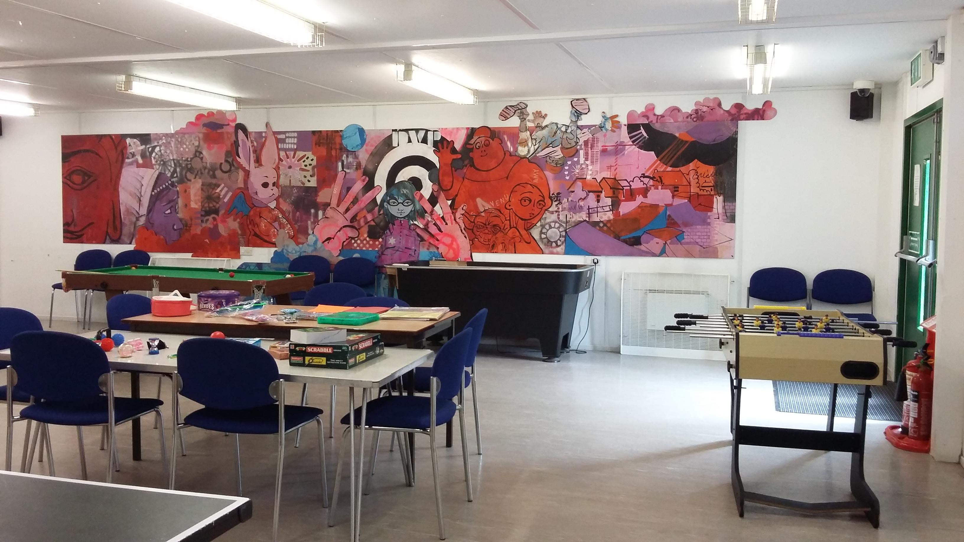Third Social Hub Opens in Prestwich