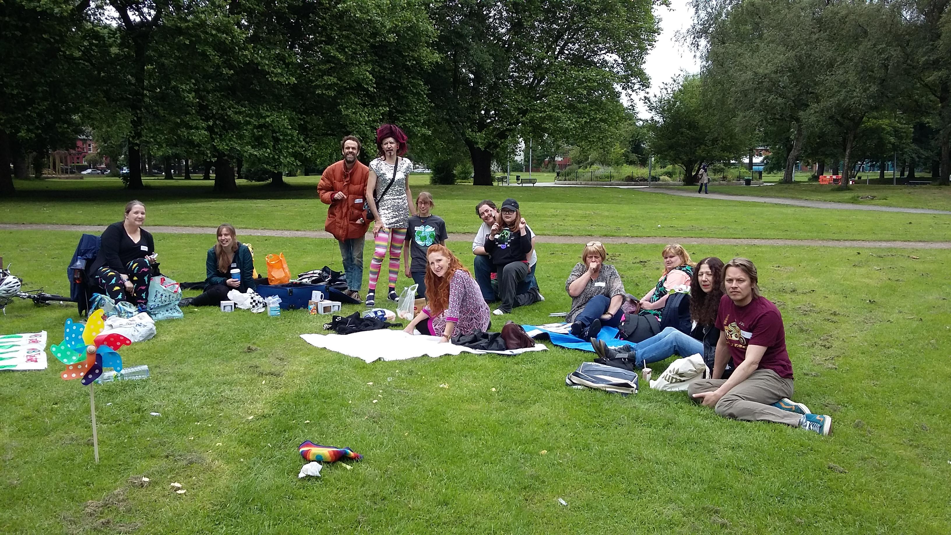 Autistic Pride Picnic in the Park