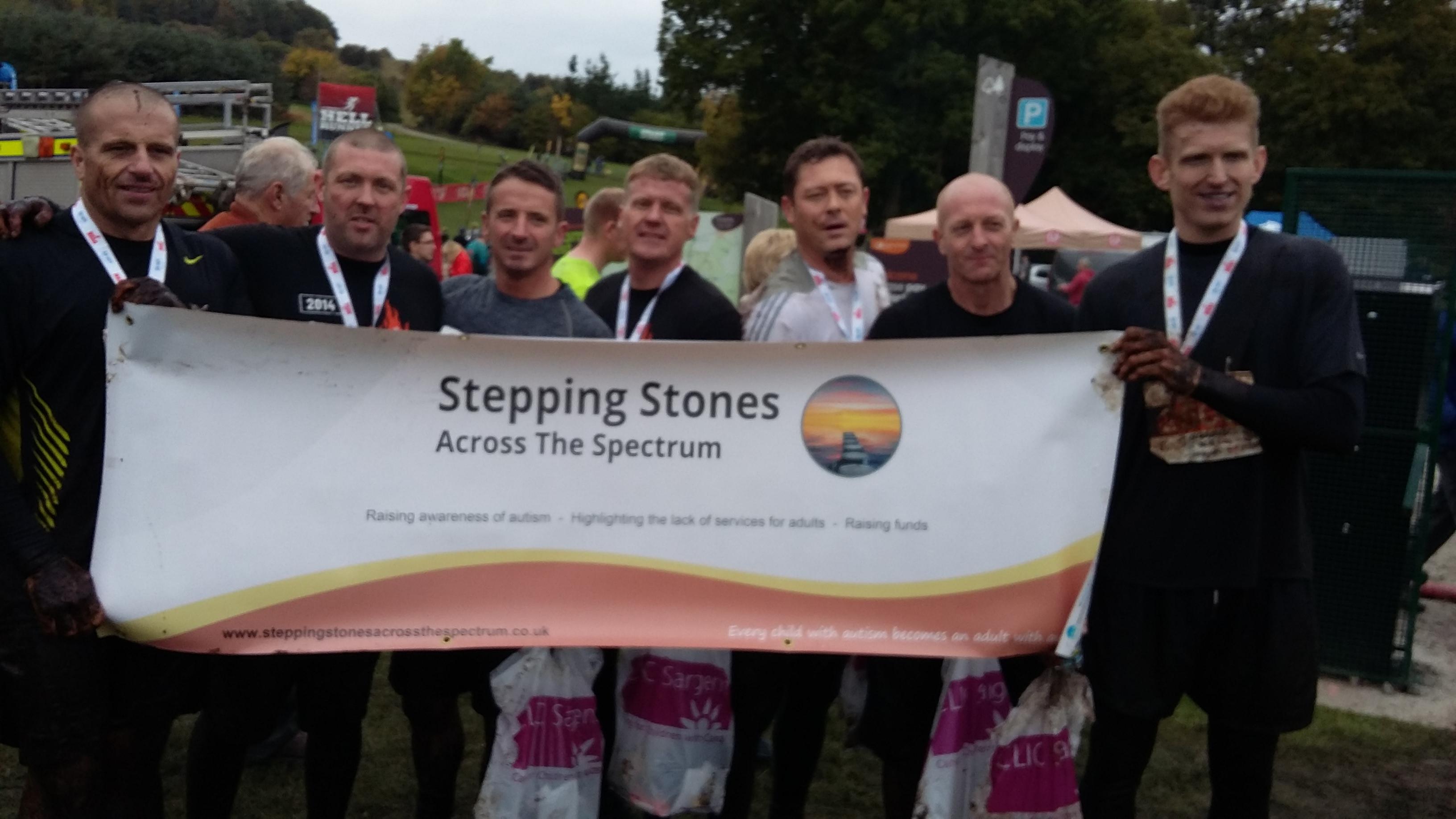 Hellrunners Complete Fundraising Half Marathon