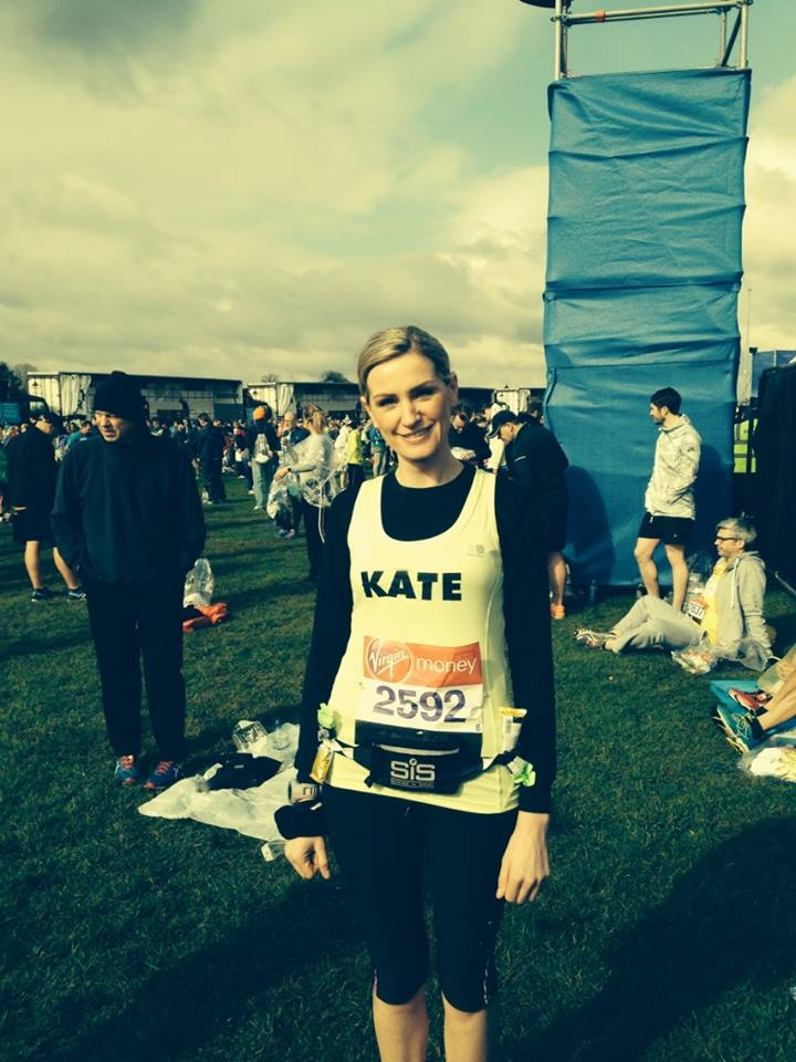 Running the London Marathon for Stepping Stones Across the Spectrum